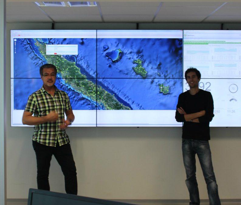 Case study: OPT New-Caledonia